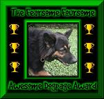 Fearsome Foursome Award